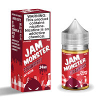 Жидкость Jam Monster (Salt) - Strawberry