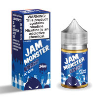 Жидкость Jam Monster (Salt) - Blueberry